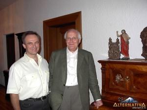 Vlado Ilić i Bert Hellinger