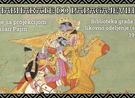 Od Mahabharate do Papagajevih priča — hinduističko narativno nasleđe (događaj)