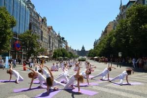 Art joga - Prag