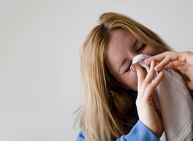 Krvarenje iz nosa – prva pomoć