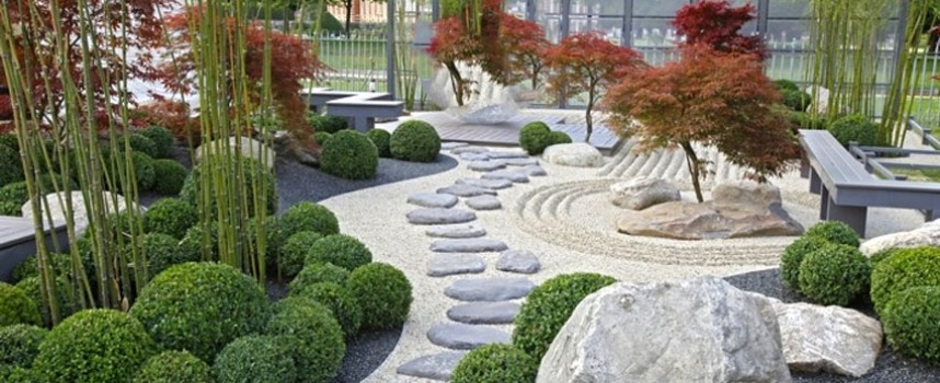 Japanske zen bašte – mesta tihe meditacije