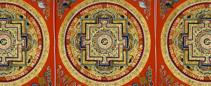 Mandala- sveta geometrija