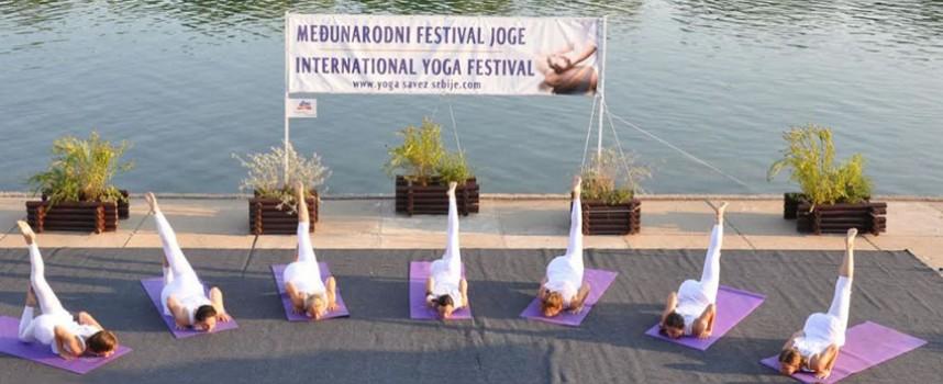 Šesti međunarodni festival joge – Srbija 2015.