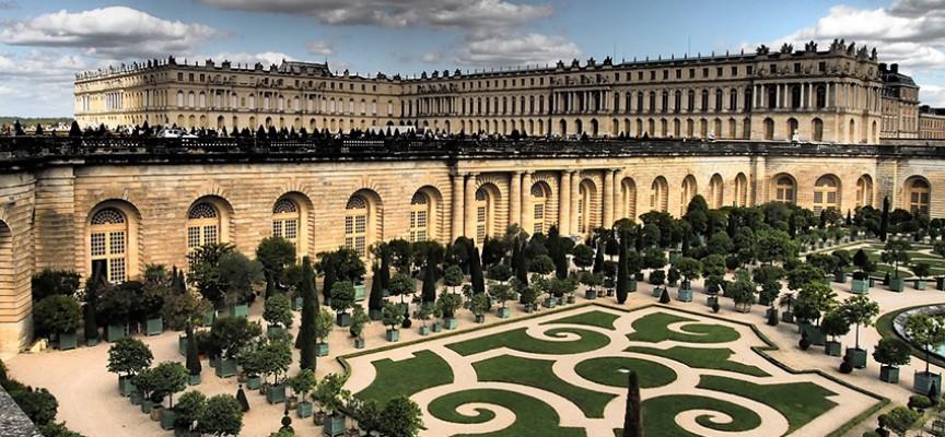 Versajski dvorac – obilje umetničkih formi
