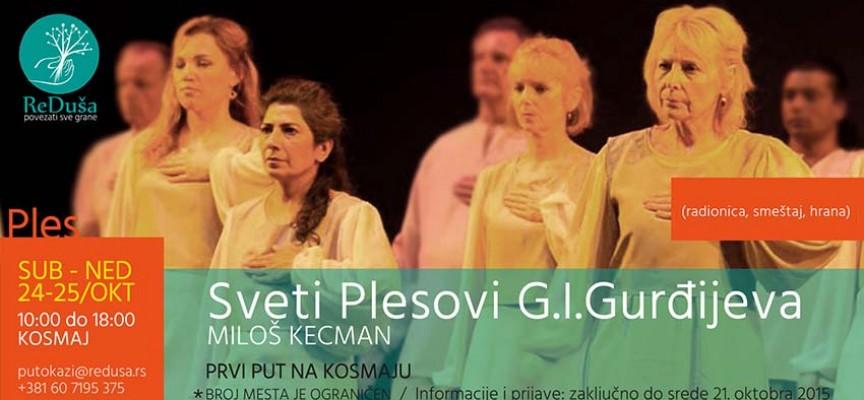 Najava radionice Svetih plesova Gurđijeva (događaj)