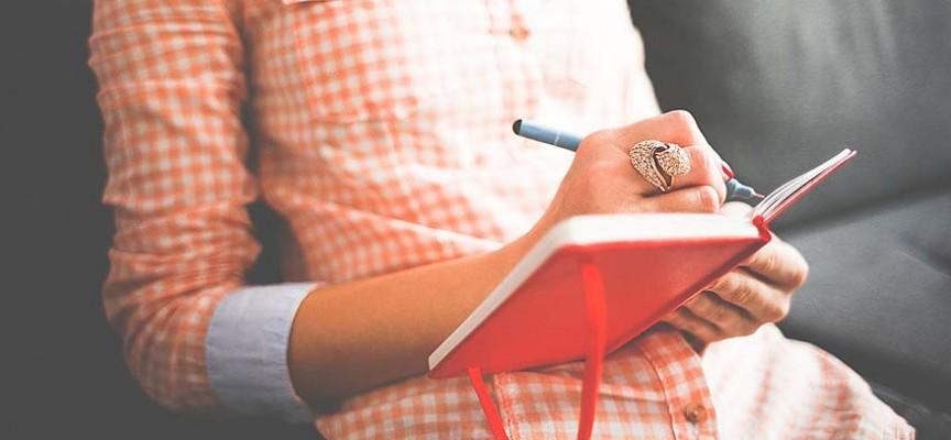 Pisanje dnevnika