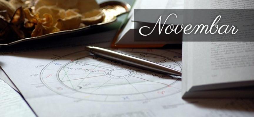 Astrološka analiza za novembar 2017. — sezona super punog meseca