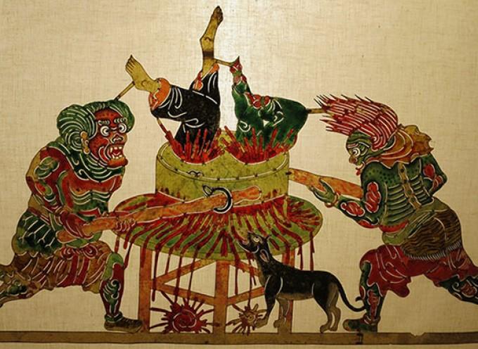 Šest stepena Samsare prema tibetanskom budizmu