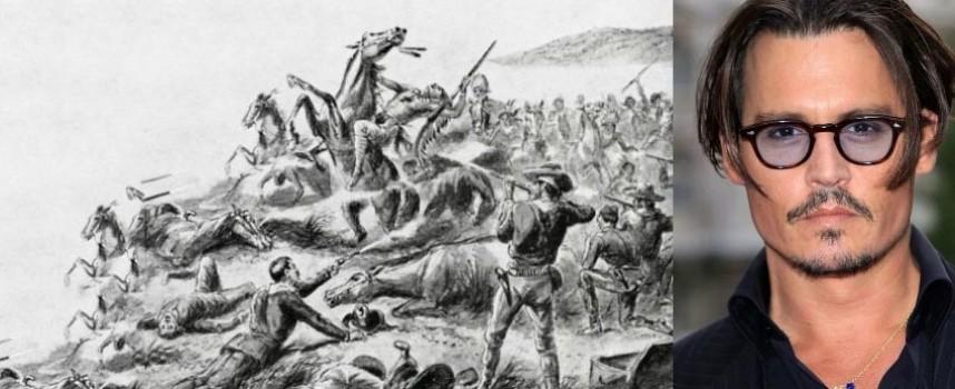 Džoni Dep namerava da vrati zemljište Severnoameričkim Indijancima