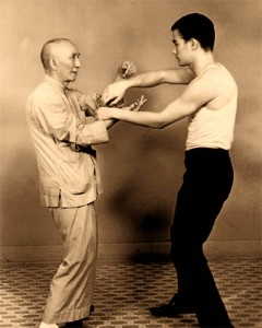 Ip Man i Brus Li