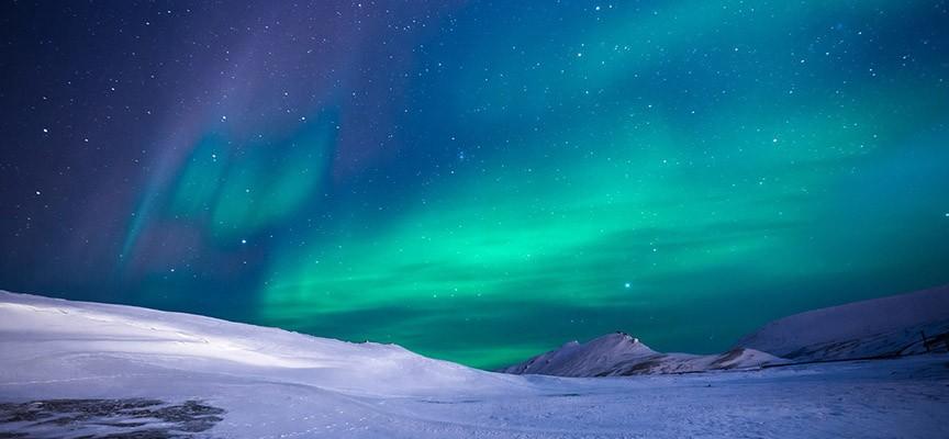 Isceljujuća moć polarne svetlosti