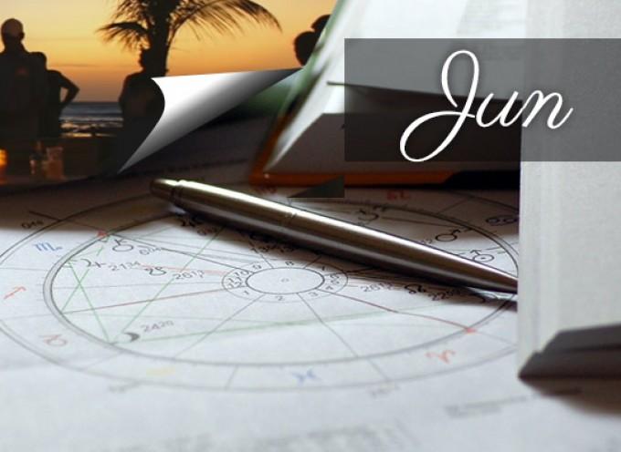 Astrološka analiza za jun 2018.