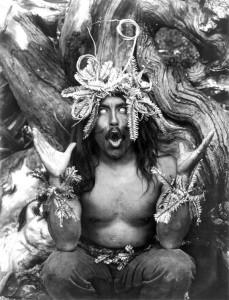 Hamatsa šaman